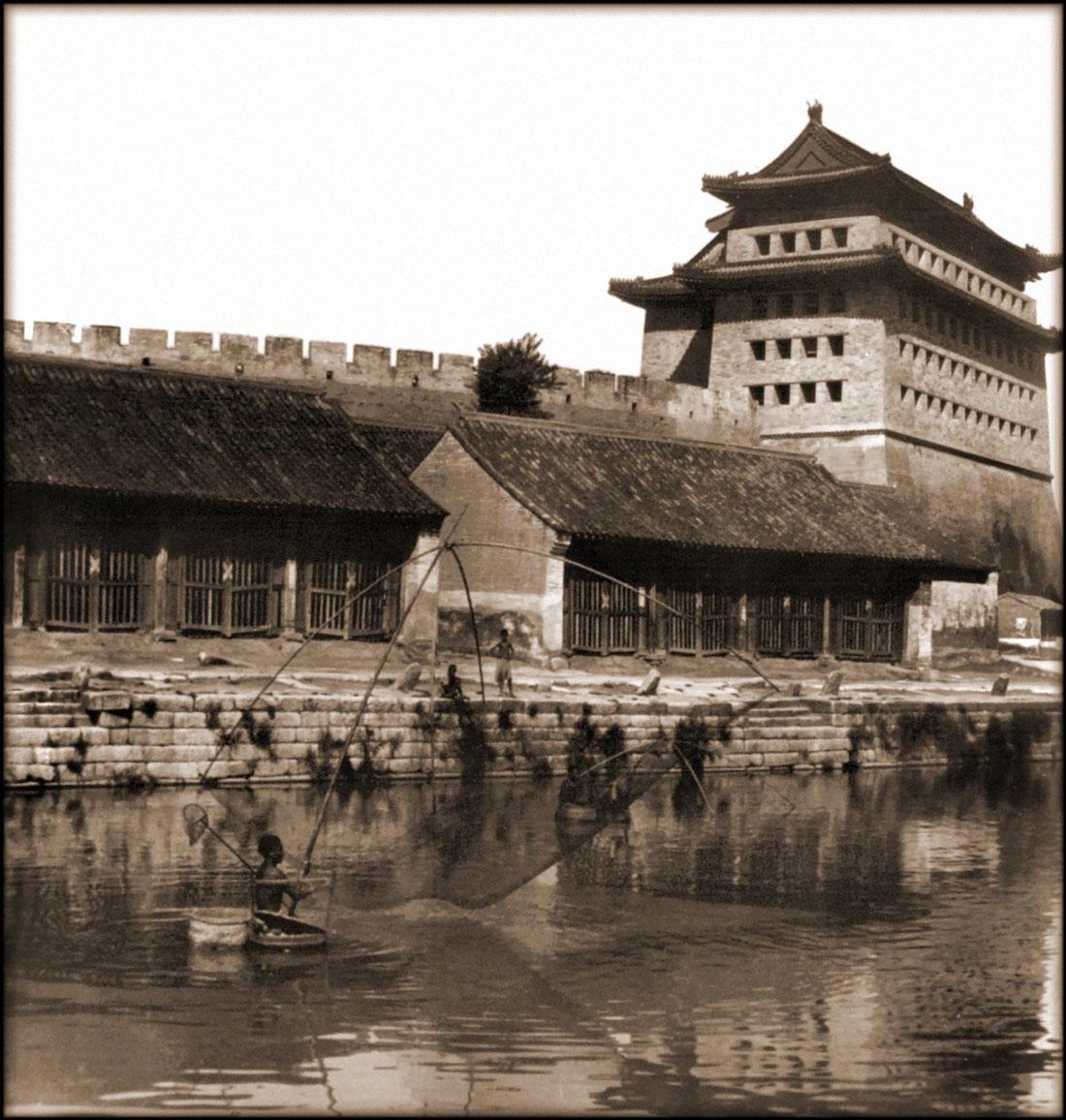 Beijing City Wall