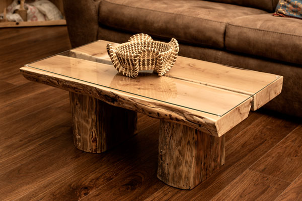 Reclaimed Wood Gets A New Life