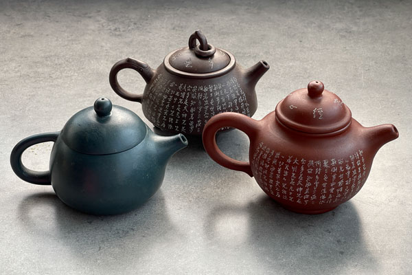 Tradition in a Teapot