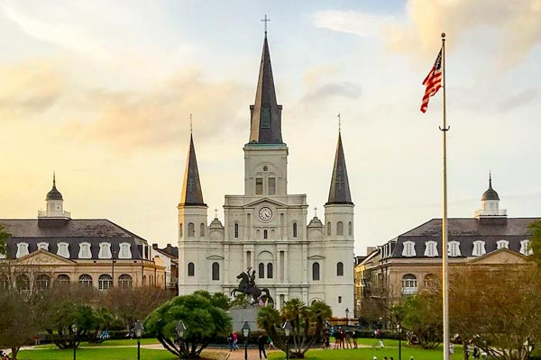 New Orleans - America's Exuberant Cultural Hybrid