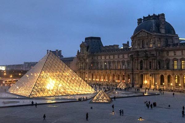 What is the Louvre?