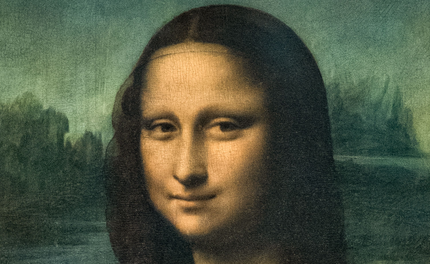 The Many Layers of Mona Lisa