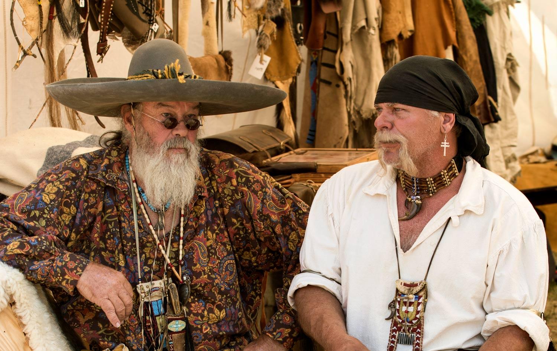 Mountain Men and the Fur Trade