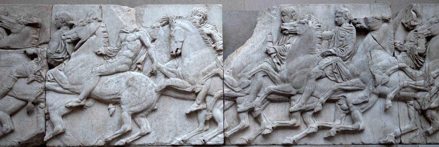 Britain and Greece's Parthenon Dispute