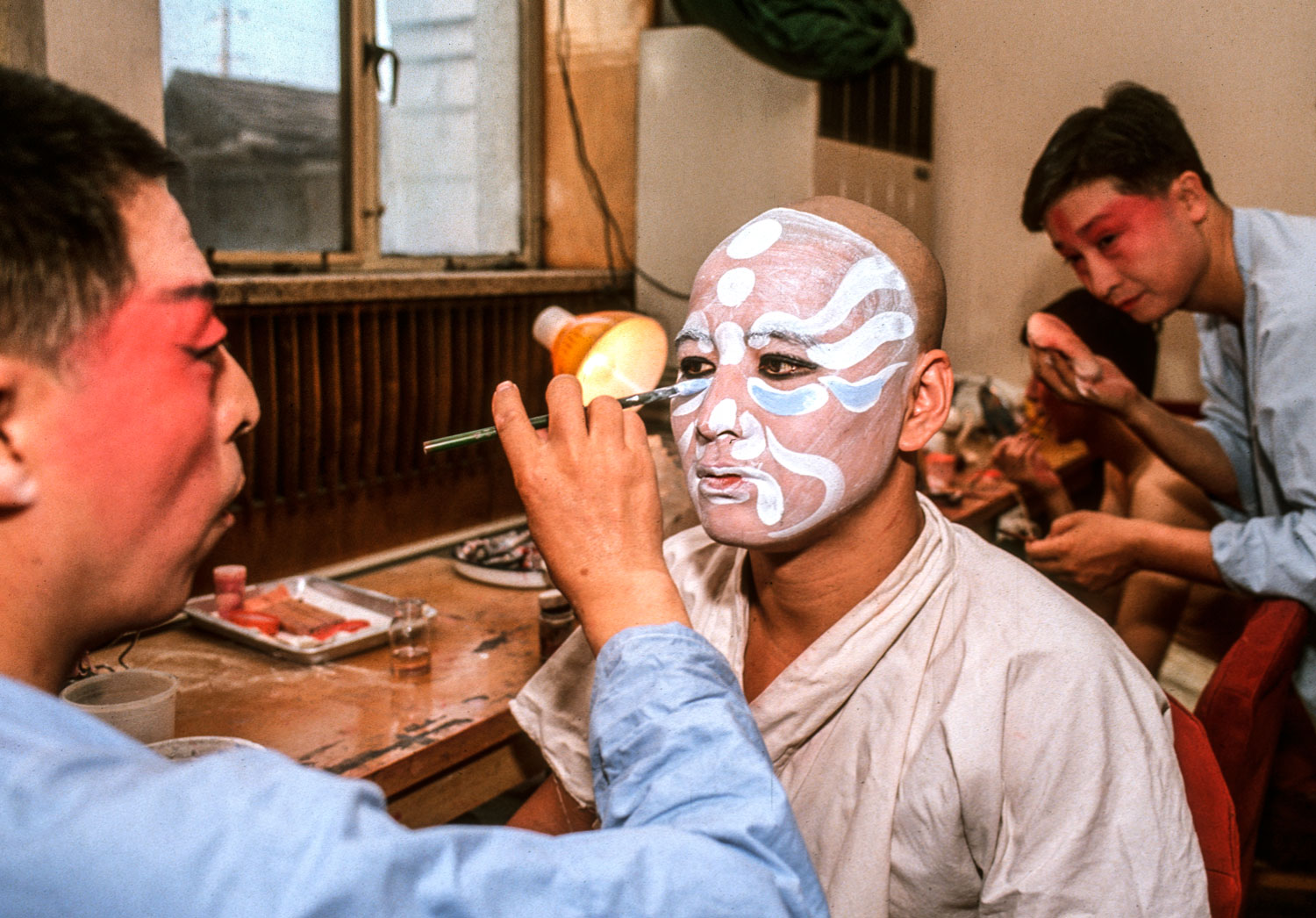 Behind the Mask: Beijing Opera's Past and Future