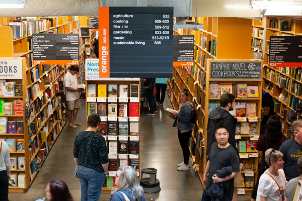 The Bookstore You Want to Move Into