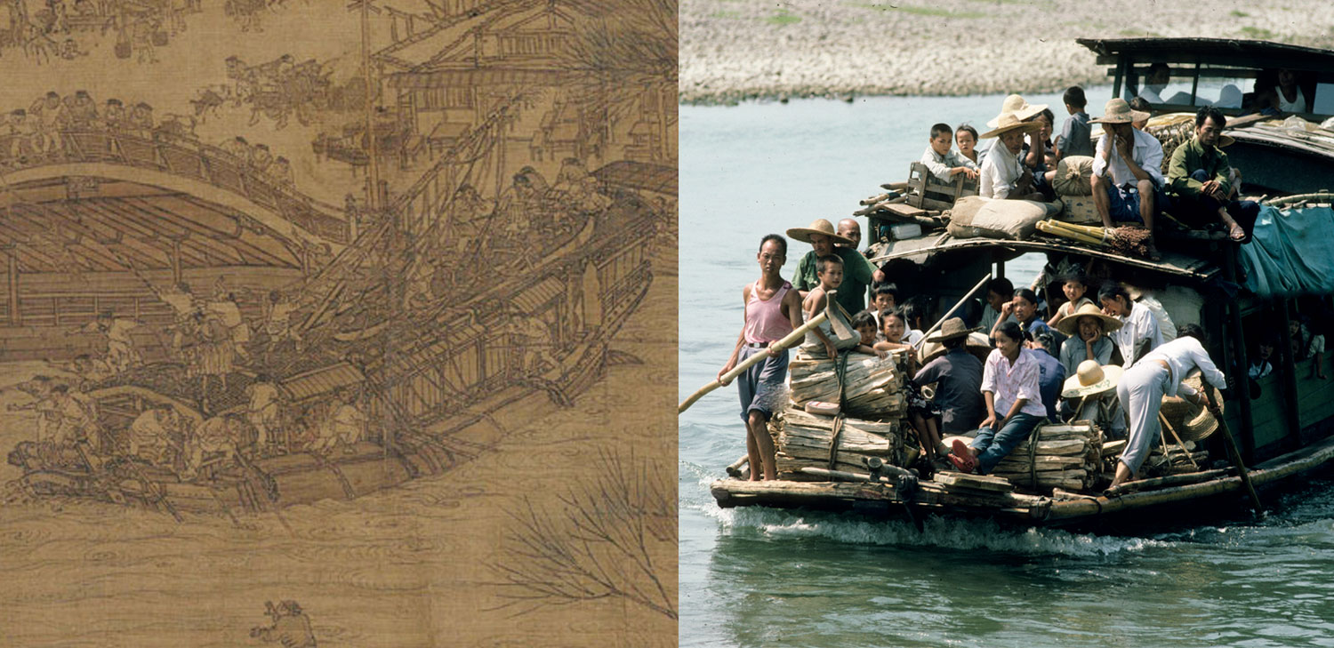 Qing Ming Painting Resonates Over Centuries