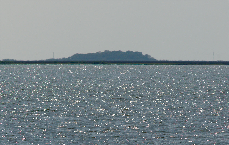 The Chesapeake Bay's Shrinking Historic Island