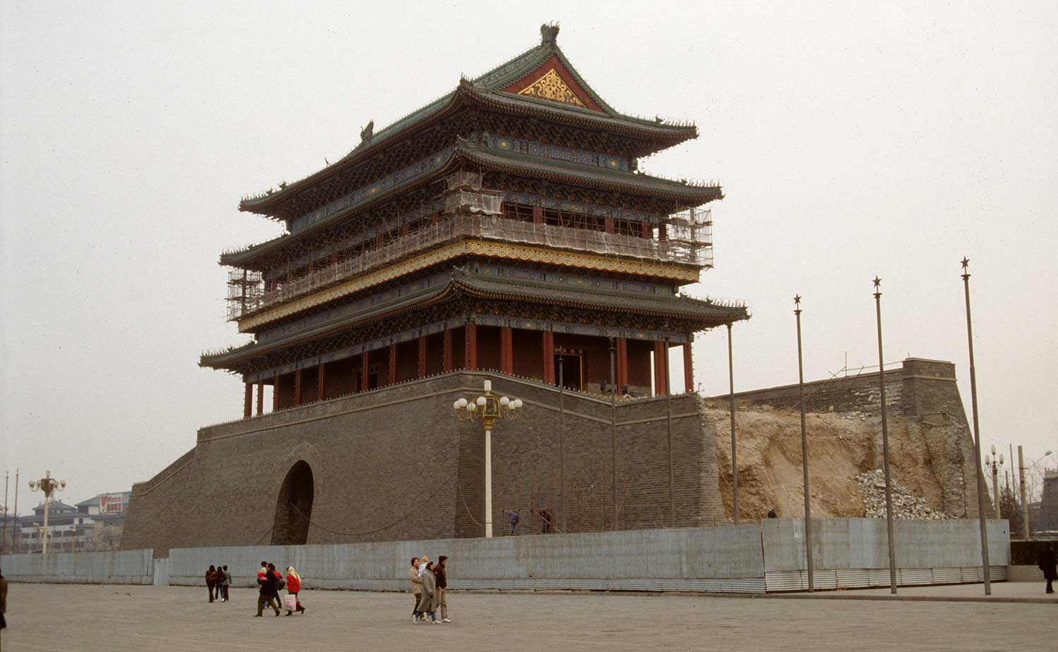 China's Walled Cities
