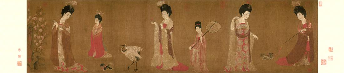 Zhou Fang painting