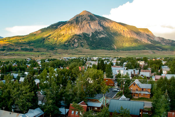 Mining Towns of the Old West