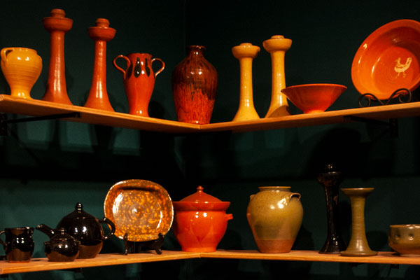 Seagrove's Marvelous Pottery