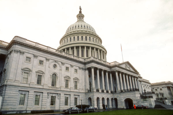 Why is Washington, D.C. so Roman?