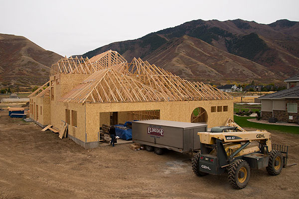 Framing The Thoughtful House
