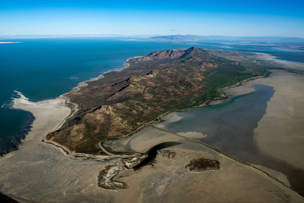 Saving the Great Salt Lake