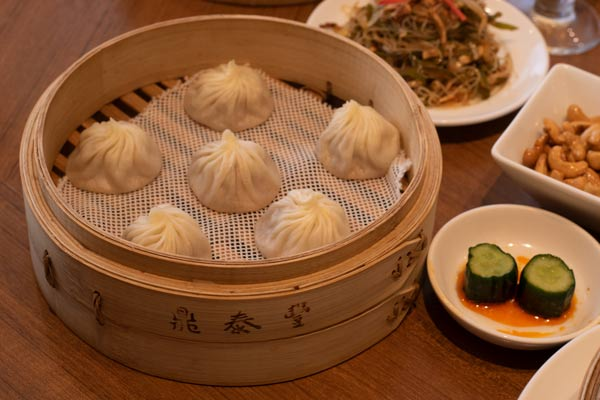 Din Tai Fung Sightings