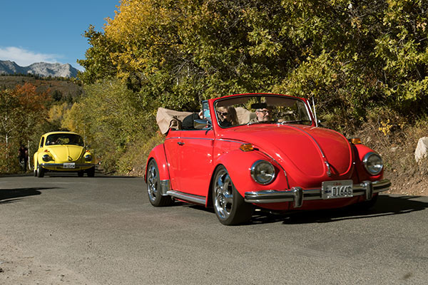Herbie rides again .... and again .... and again