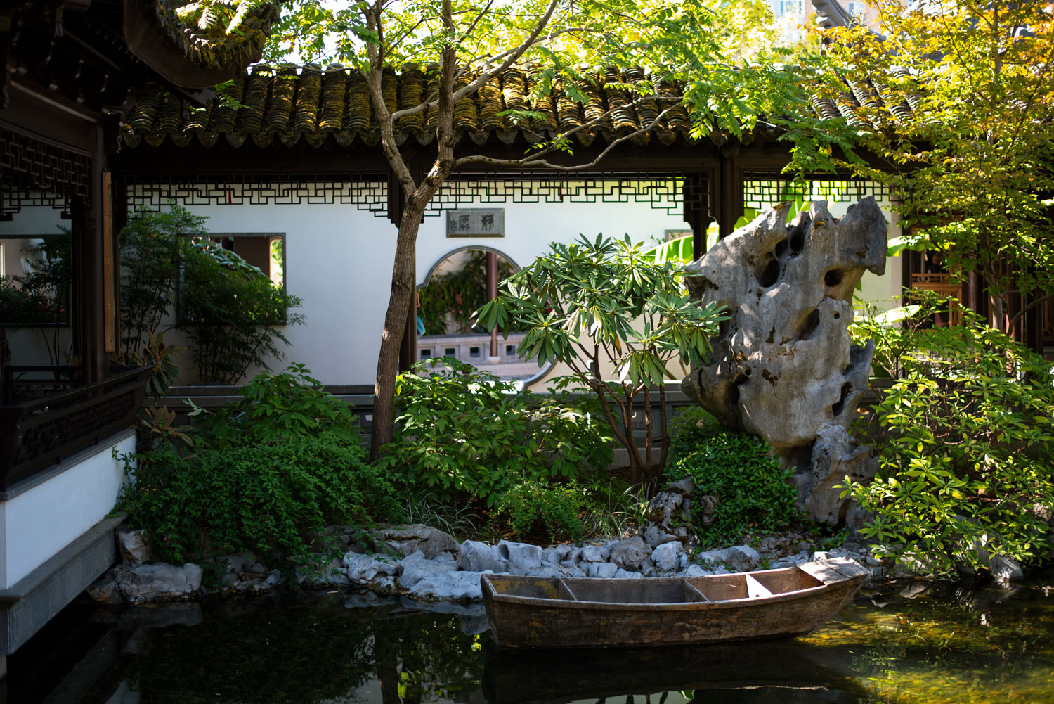 A Classical Chinese Garden