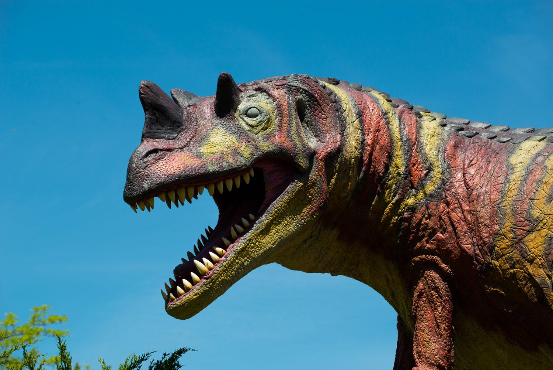Dinosaur Gateway